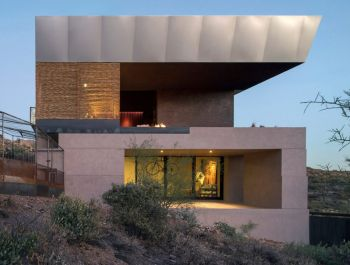 Hidden Valley Desert House | Wendell Burnette