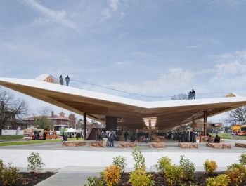 St. Elizabeths East Gateway Pavilion | Davis Brody Bond