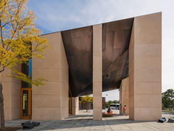 Princeton Transit Hall | Rick Joy