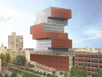 Data Sciences Tower for Boston University | KPMB
