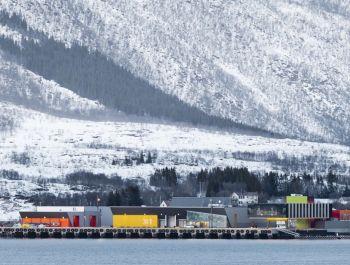 Holmen Industrial Area | Snøhetta