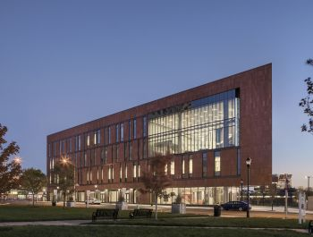 Rutgers University-Camden- Nursing and Science Building | Perkins Eastman
