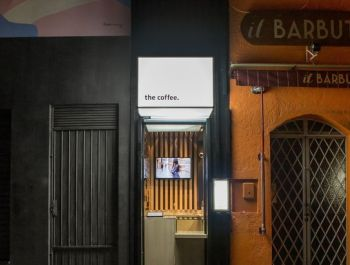 the coffee | Studio Boscardin.Corsi
