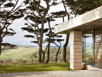 Devon Countryside Villa | Peter Zumthor