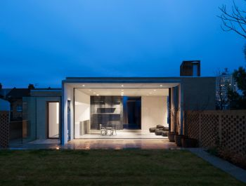 House and Studio Lambeth | Carmody Groarke