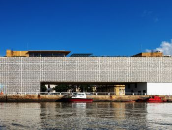 Cais do Sertão Museum | Brasil Arquitetura