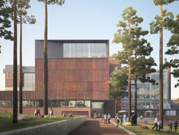 Curtin University Library | Schmidt Hammer Lassen