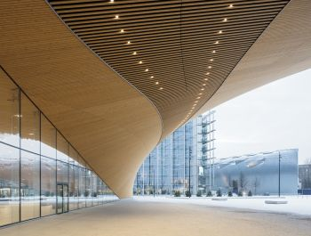 Helsinki Central Library Oodi | ALA Architects