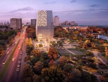 Obama Presidential Center | Williams & Tsien