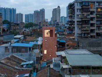 Little House of Guangzhou / URBANUS