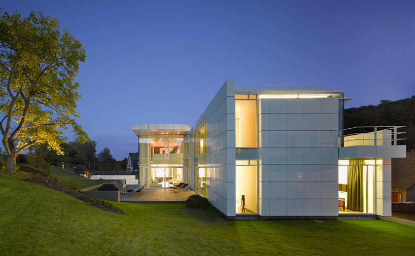 Luxembourg House | Richard Meier