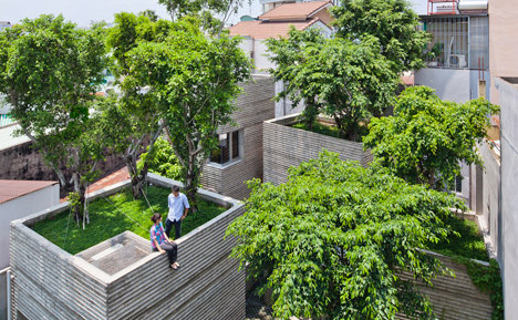 House for Trees | Vo Trong Nghia