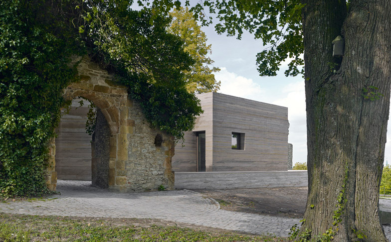 Sparrenberg Castle Visitor Center | Max Dudler