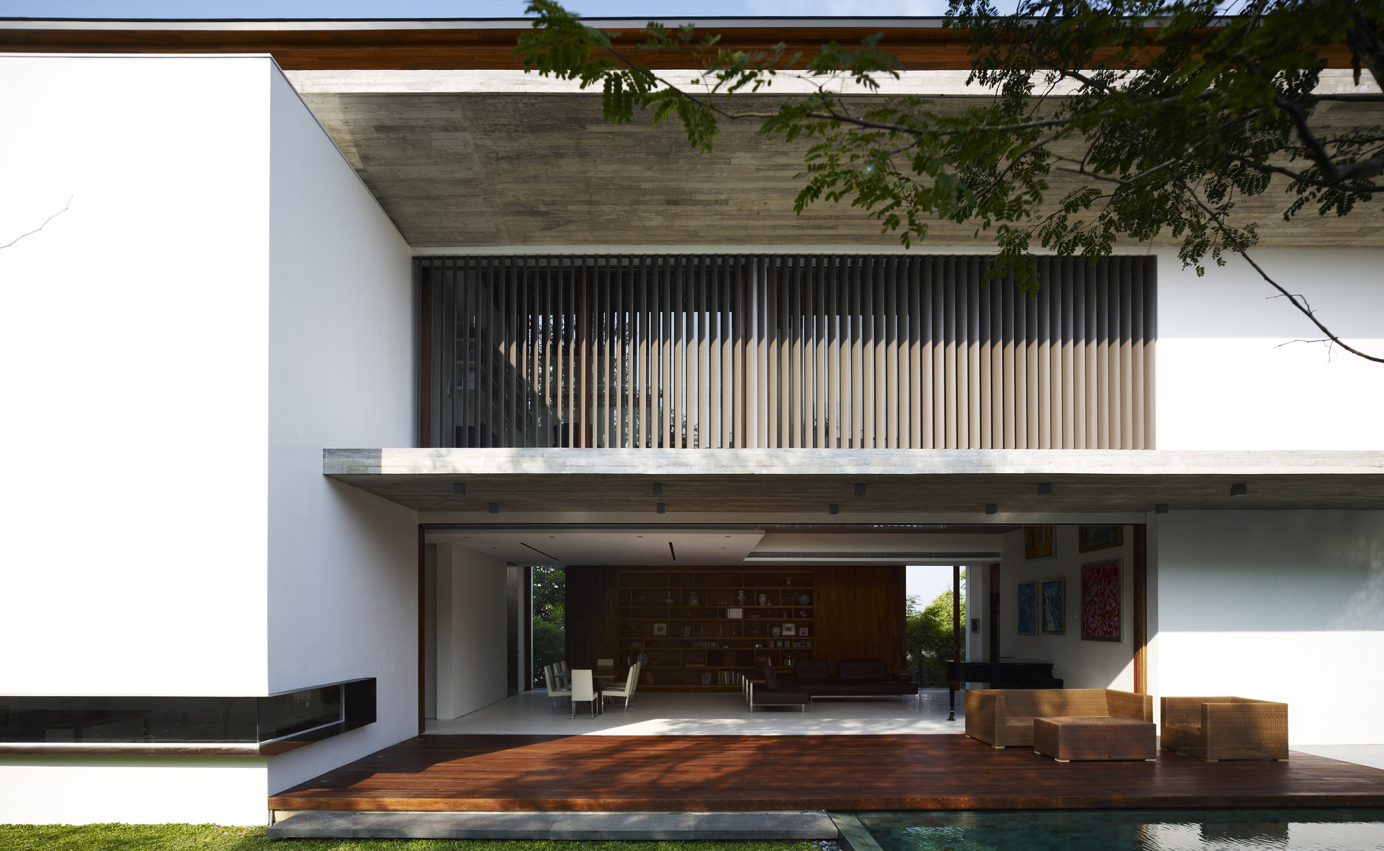M House | Ong&Ong