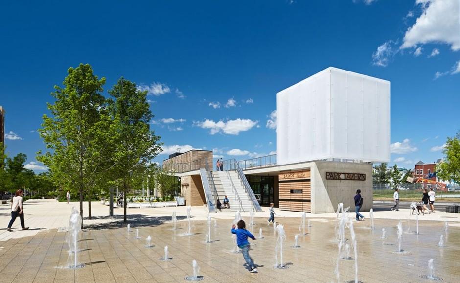 Canal Park Pavilions | Studios Architecture