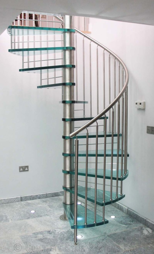 Modern stairs 1 moderni - Modern interior design with spiral stairs contemporary spiral staircase design ...