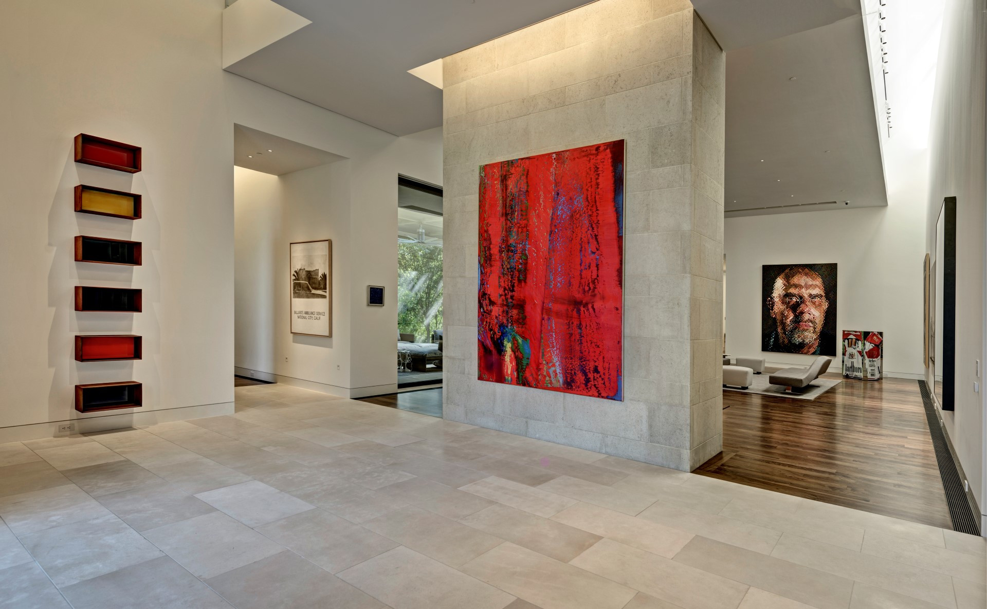 Residence for Arts | Overland Architects