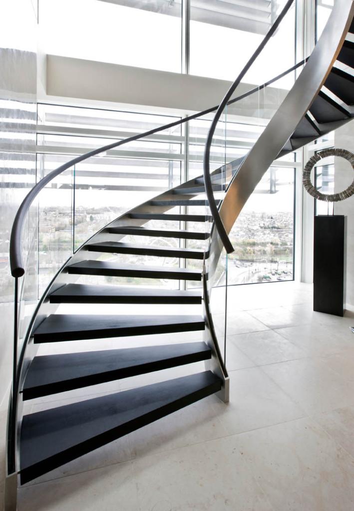 modern stairs 1 moderni. Black Bedroom Furniture Sets. Home Design Ideas