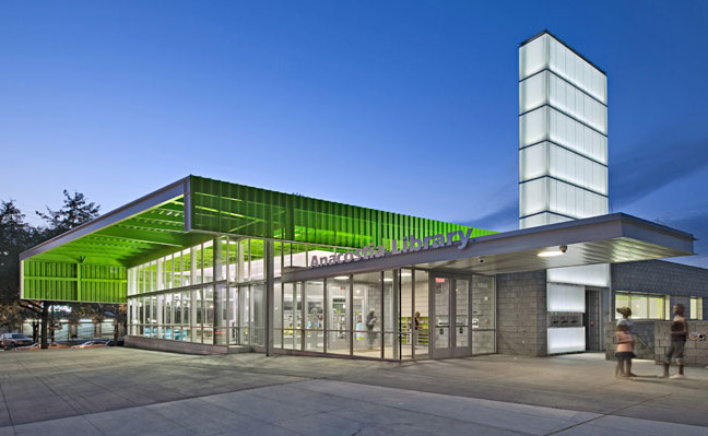 Anacostia Library | Freelon Group
