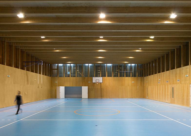 Sports Hall Serbia Jovan Mitrovic