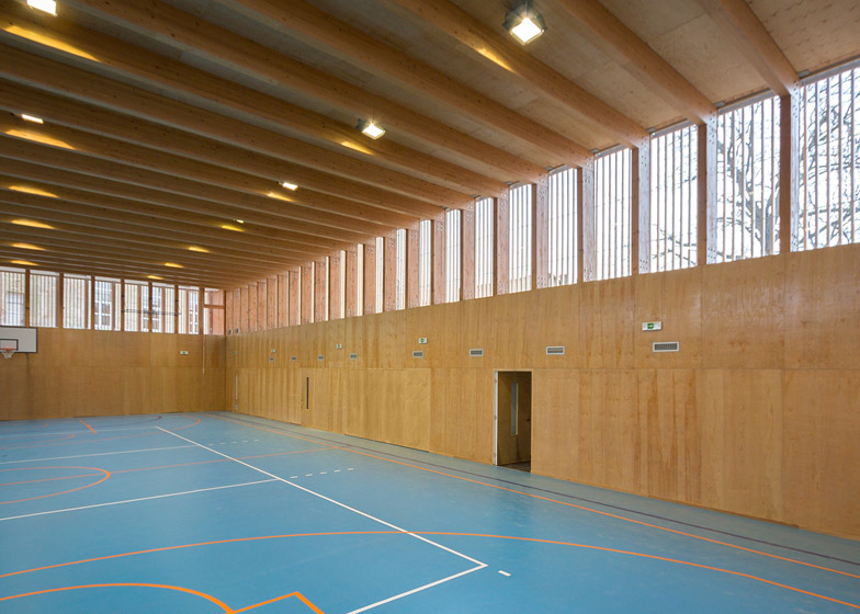 Sports Hall Serbia Jovan Mitrovic
