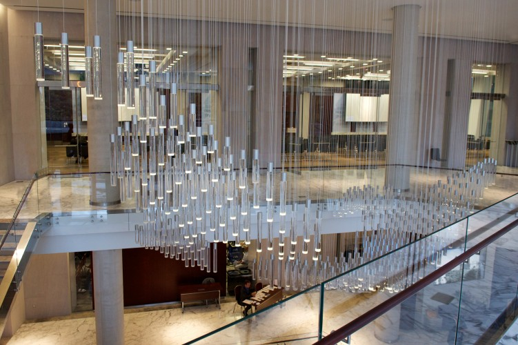 Atrium Lighting Moderni
