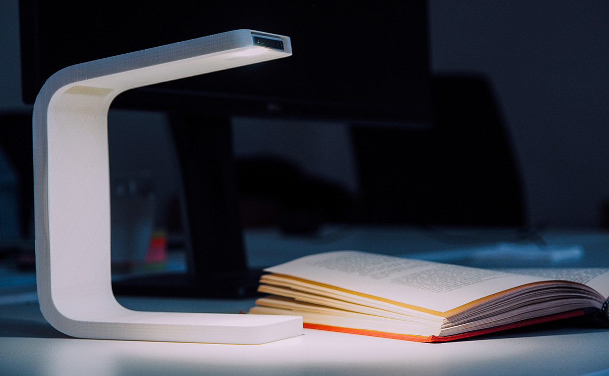 iPhone Lamp | Ivan Zhurba
