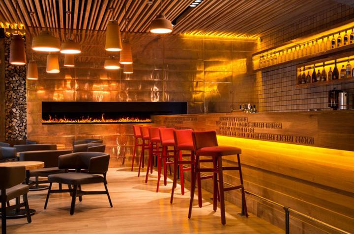 Modern Cafe Restaurant