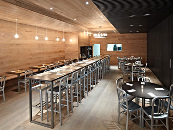 Modern Cafe Restaurant : Cafe and Restaurant Interior Decorating Ideas6 from moderni.co size 570 x 428 jpeg 60kB