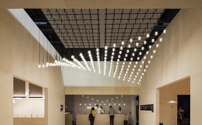 VIBIA Algorithm Lighting | Toan Nguyen