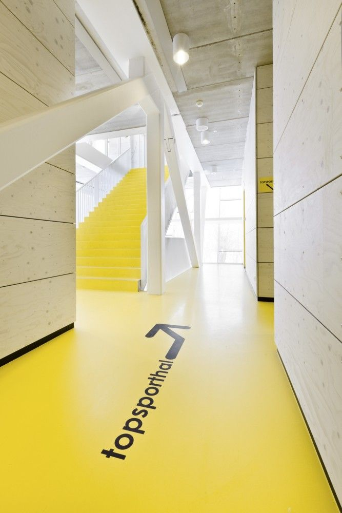 Modern wayfinding moderni for Interior design signs