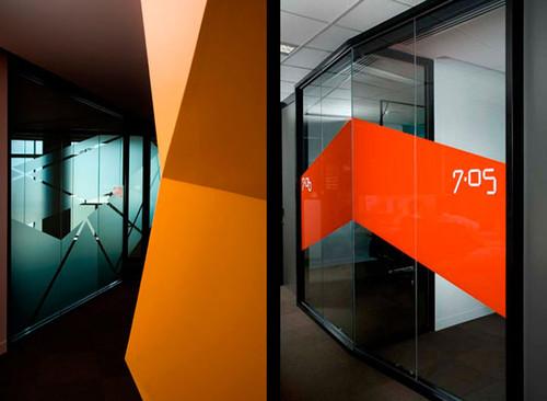 Modern window graphics moderni - Graphic design for interior designers ...