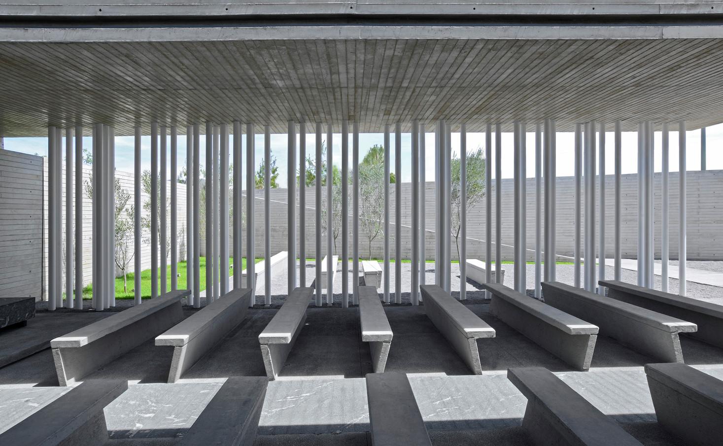 Filamentario Chapel | Divece Arquitectos