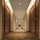 Fashion-contracted-corridor-chain-business-hotel-design