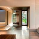 escalera-madera-volada