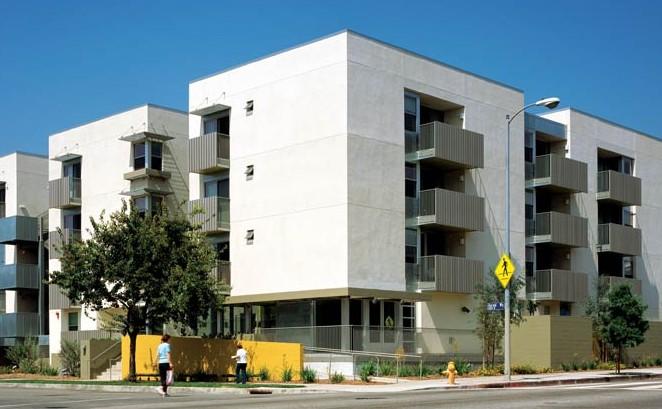 Harold Way Apartments | Koning Eizenberg