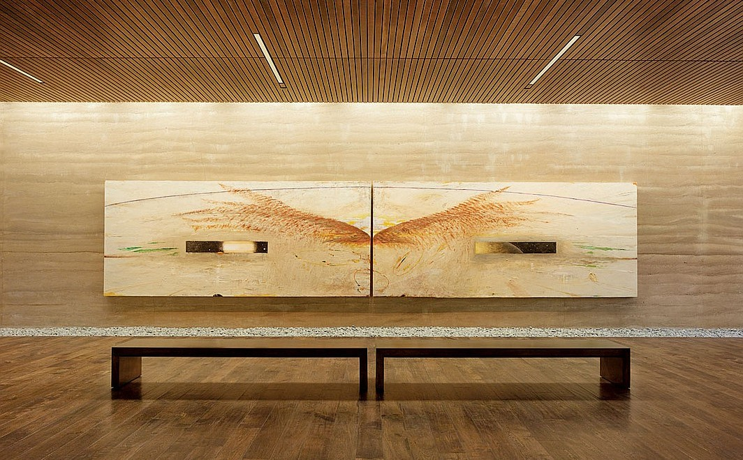 Windhover Comtemplative Center | Aidlin Darling Design <span style=