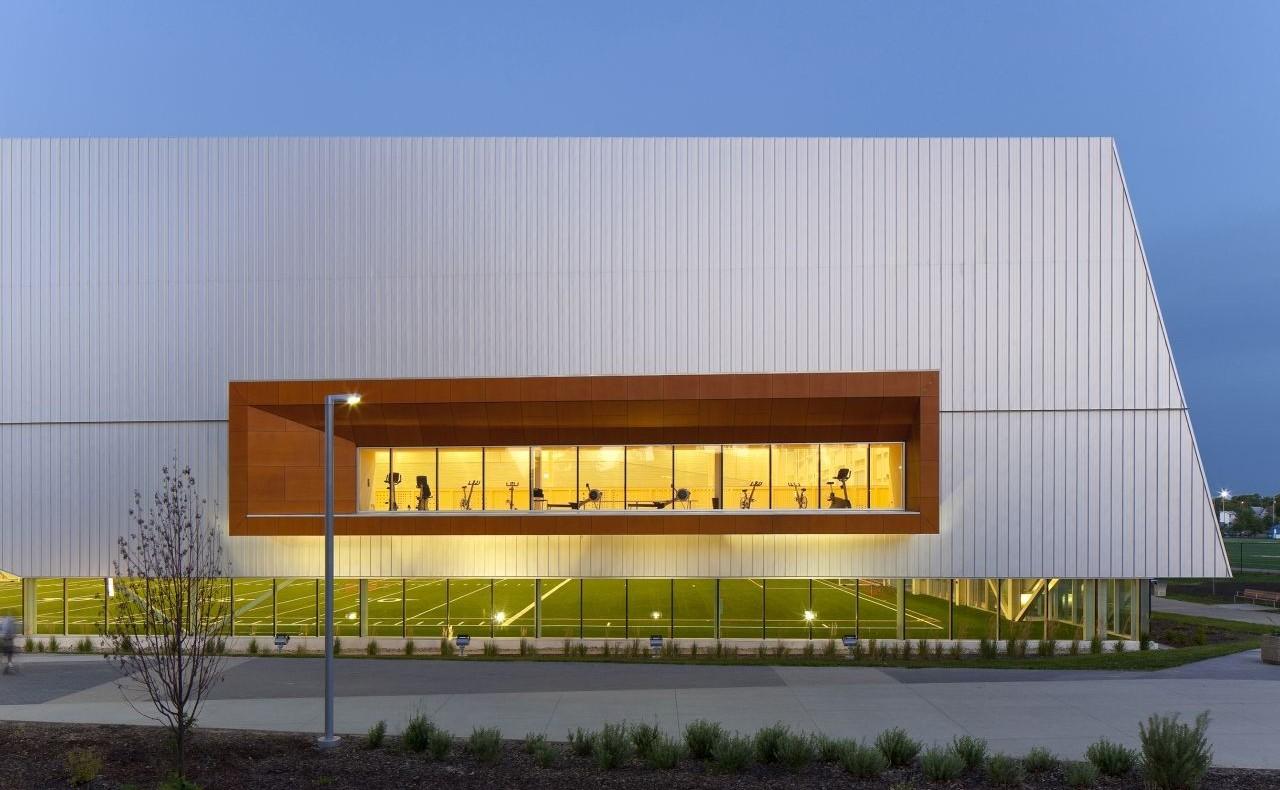 Commonwealth Community Recreation Centre | MacLennan Jaunkalns Miller