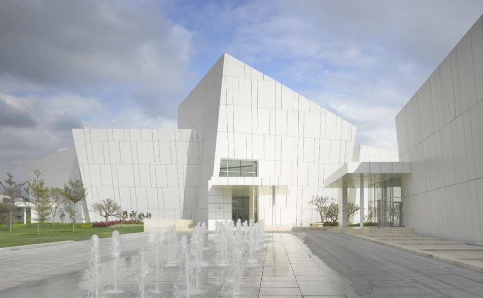 OCT Shenzhen Clubhouse | Richard Meier
