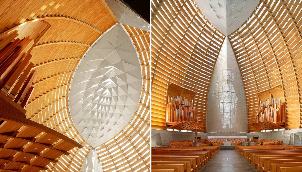 Cathedral of Christ the Light : SOM