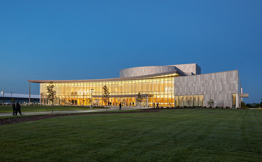 Bicknell Family Center for the Arts | William Rawn