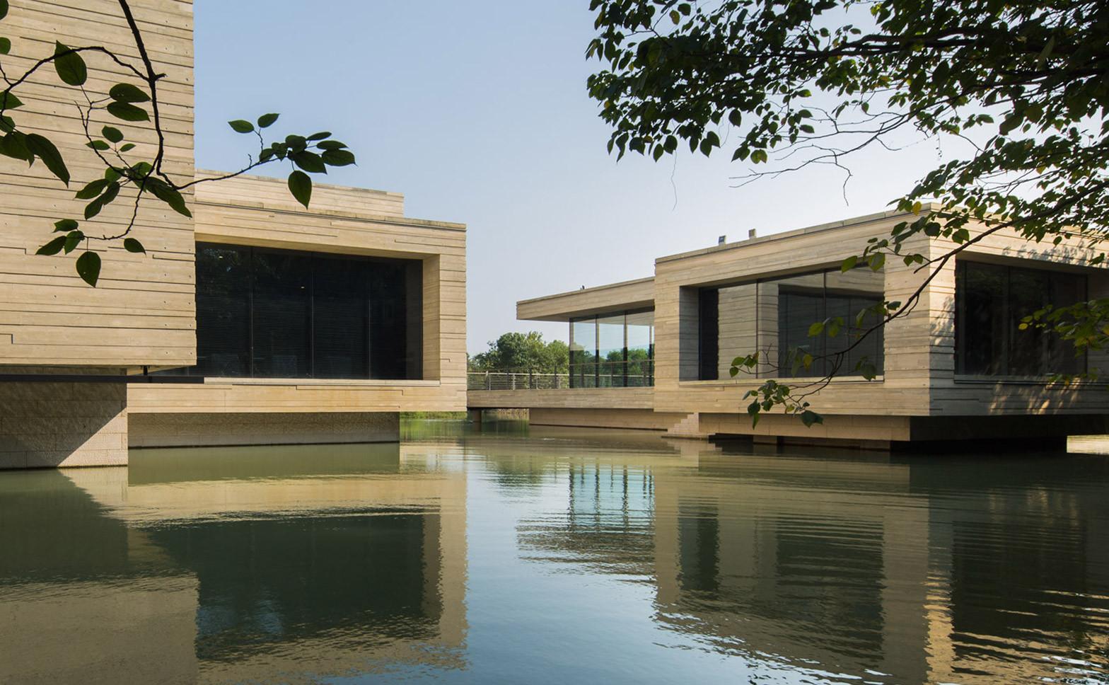 Mu Xin Art Museum | OLI