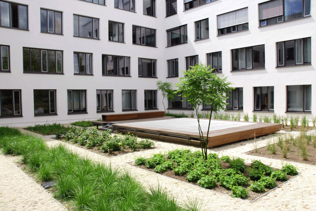 Town Hall Square Solingen | Scape