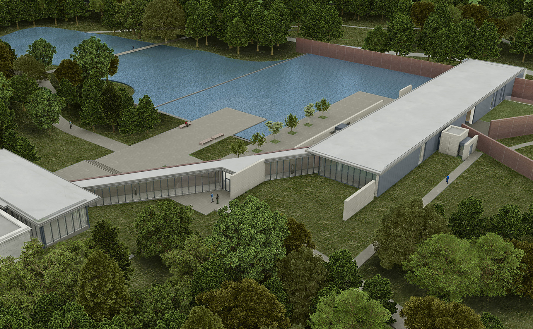 Clark Art Institute | Tadao Ando