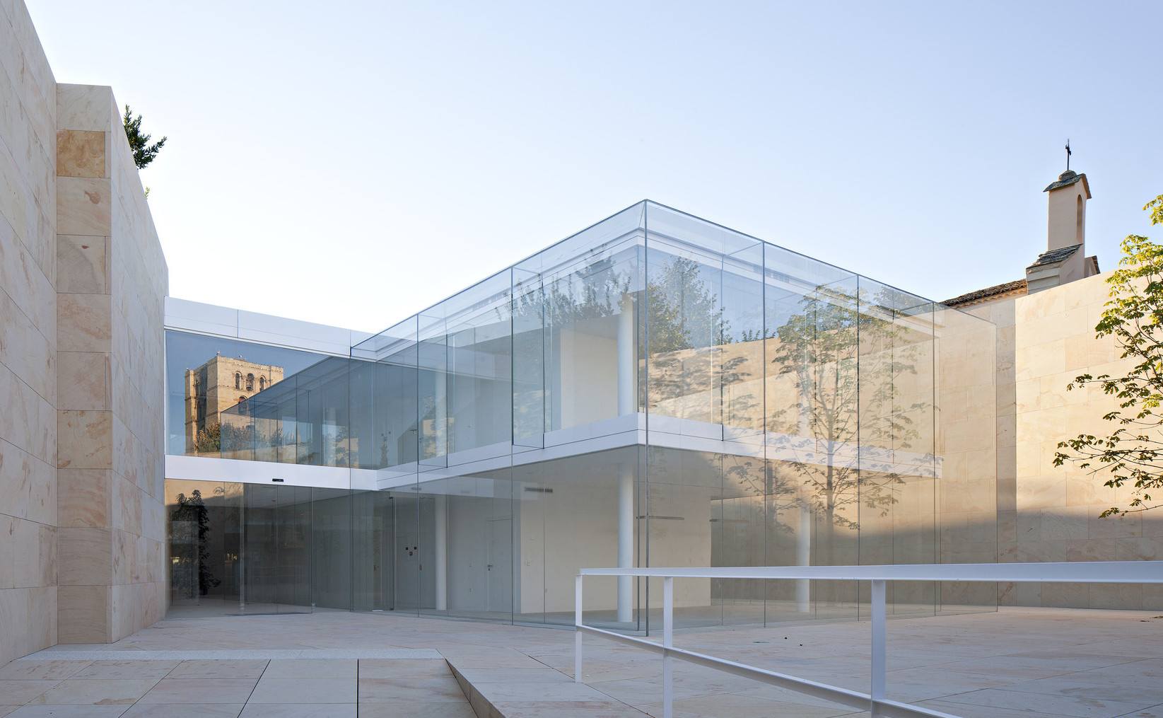 Zamora Offices | Alberto Campo Baeza