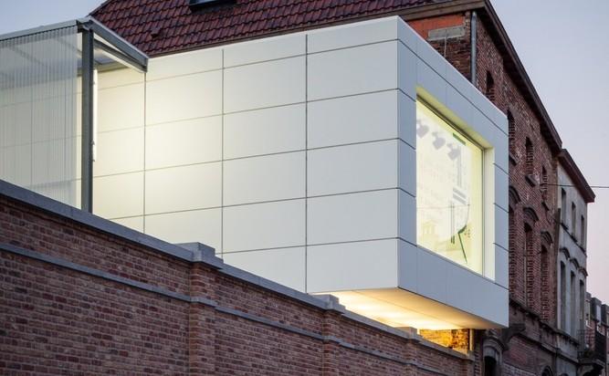 Centre of Design-Mons Belgium | Matador