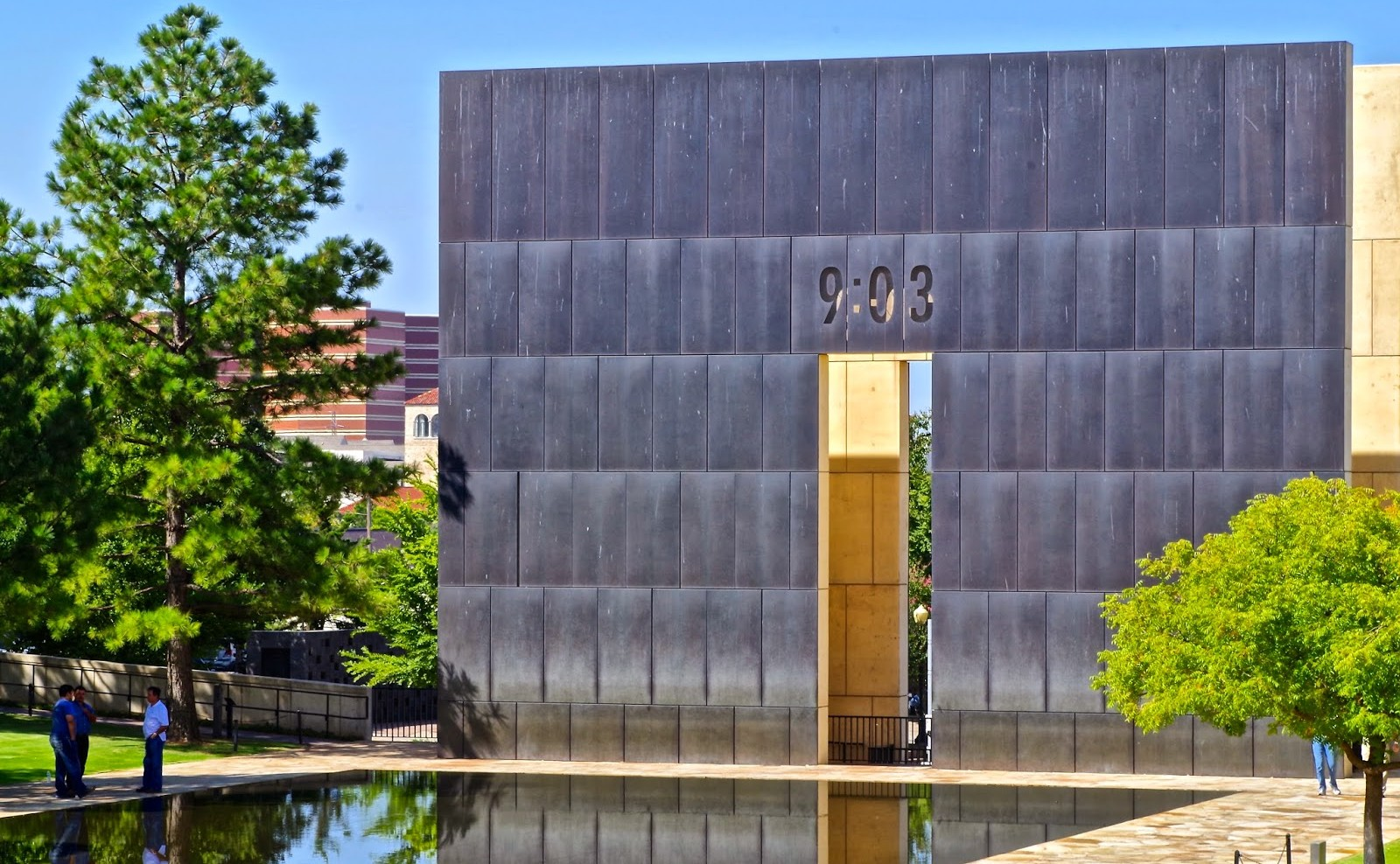 -9-03-, Oklahoma City National Memorial - 9-23-2014