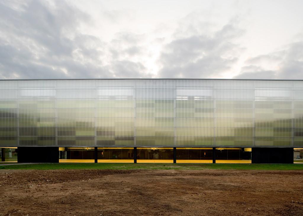 Spain Municipal Sports Hall Bcq
