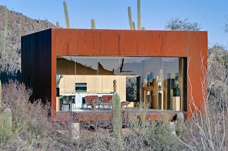 M Memory Desert Nomad House Arizona Rick Joy