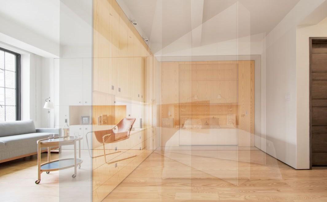 Pivot Apartment | Architecture Workshop PC